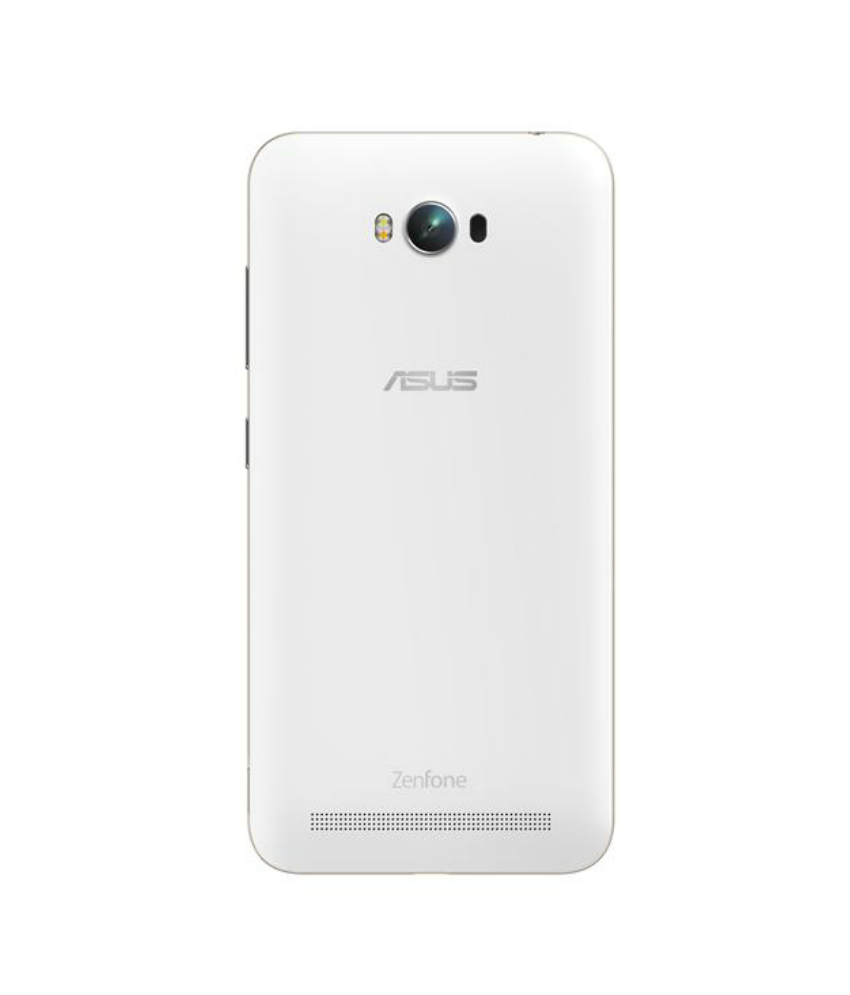 Asus Zenfone 2 Max ZC550KL White Image Gallery