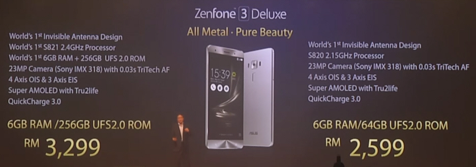 in zenfone price malaysia deluxe 3 asus know are extremely